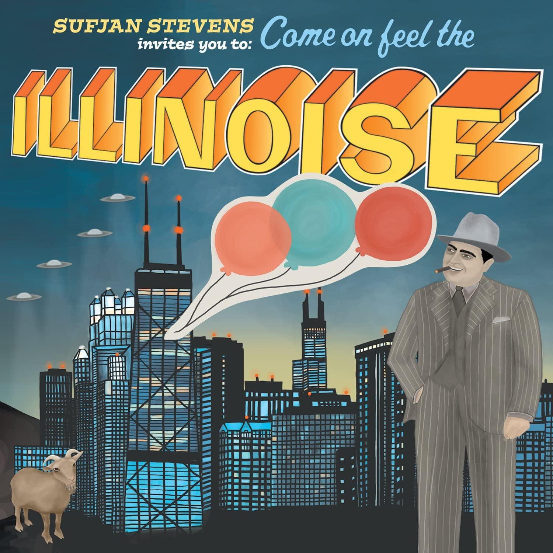 Sufjan Stevens – Illinois