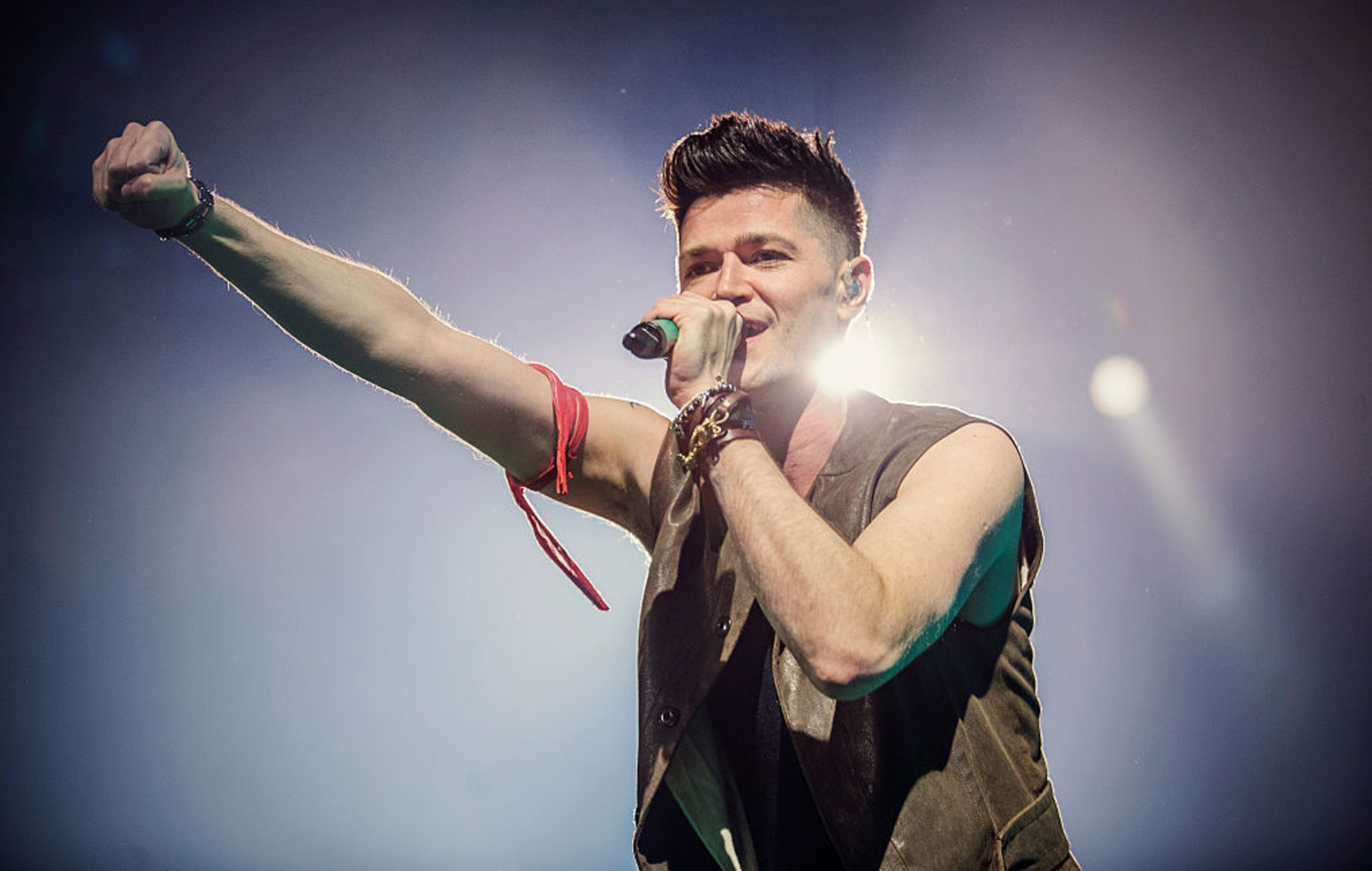 The Script announce free show for NHS staff in Dublin