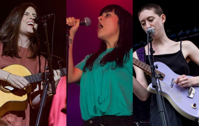 Missy Higgins, WAAX and Frankie Cosmos