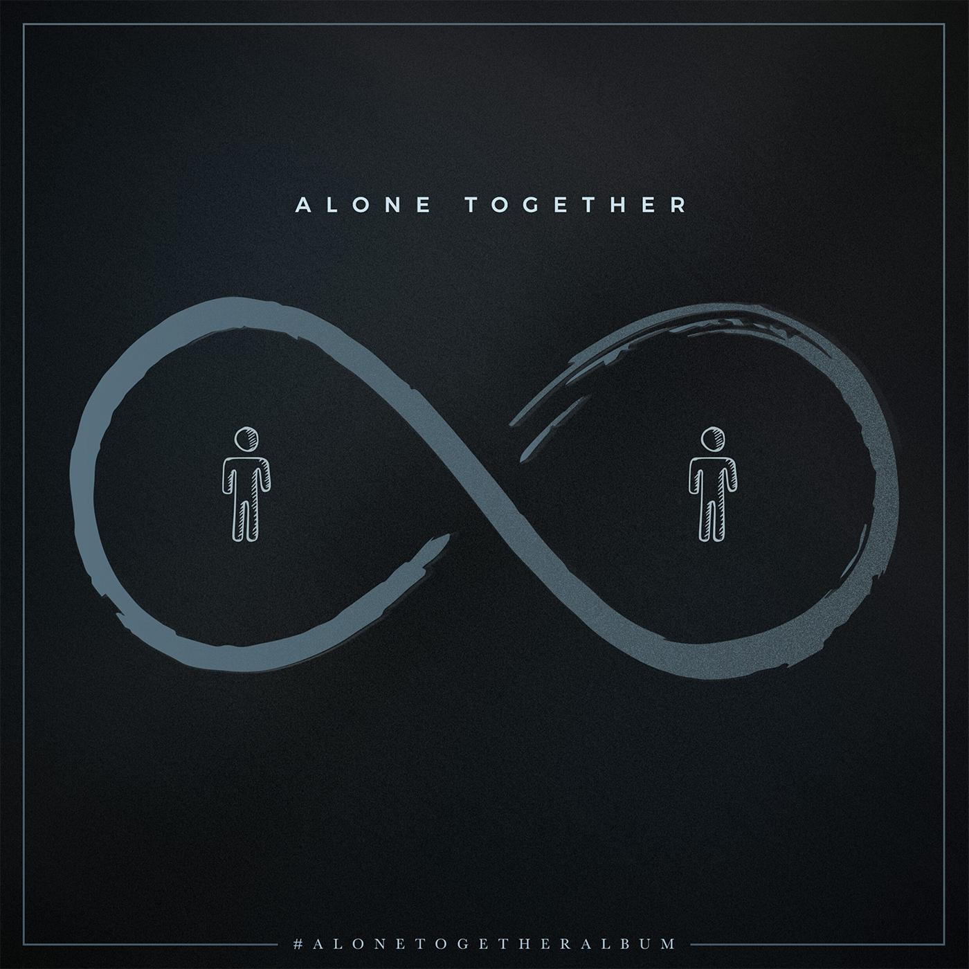 alone together amuse album art