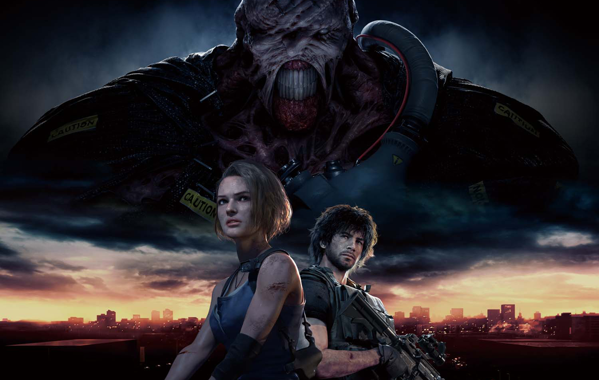 Resident Evil 3 Remake Review A Missed Opportunity To Revitalise