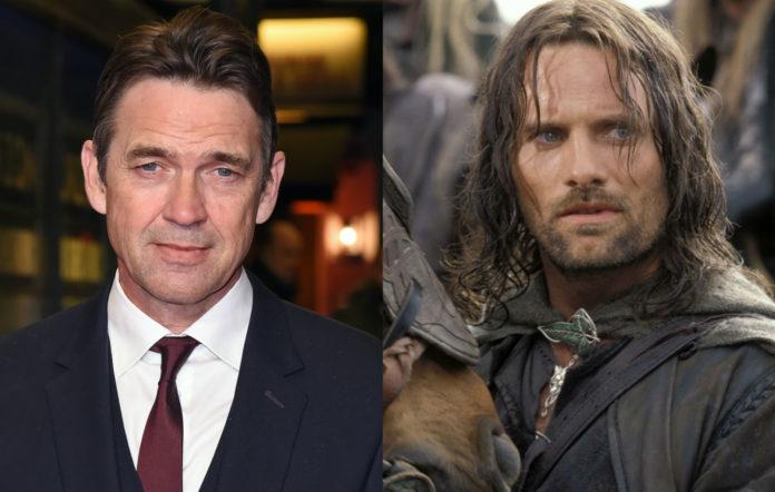 Aragorn 'Lord of the Rings' Dougray Scott Viggo Mortensen