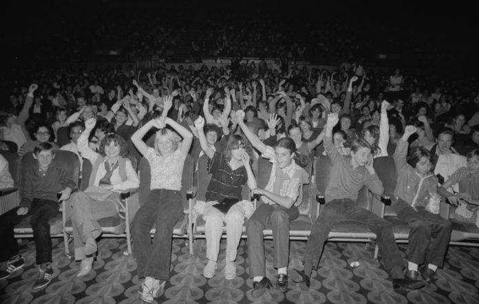 grease cinema UK 1978 vintage