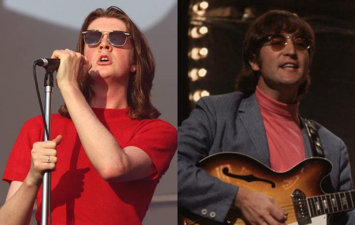 Blossoms, John Lennon, The Beatles