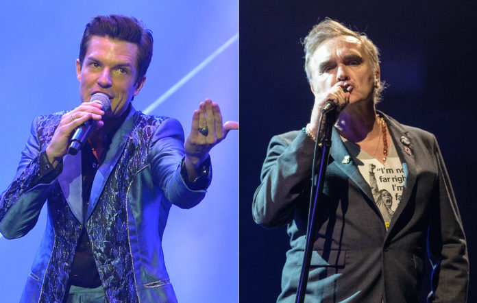 Brandon Flowers, The Killers, Morrissey, The Smiths