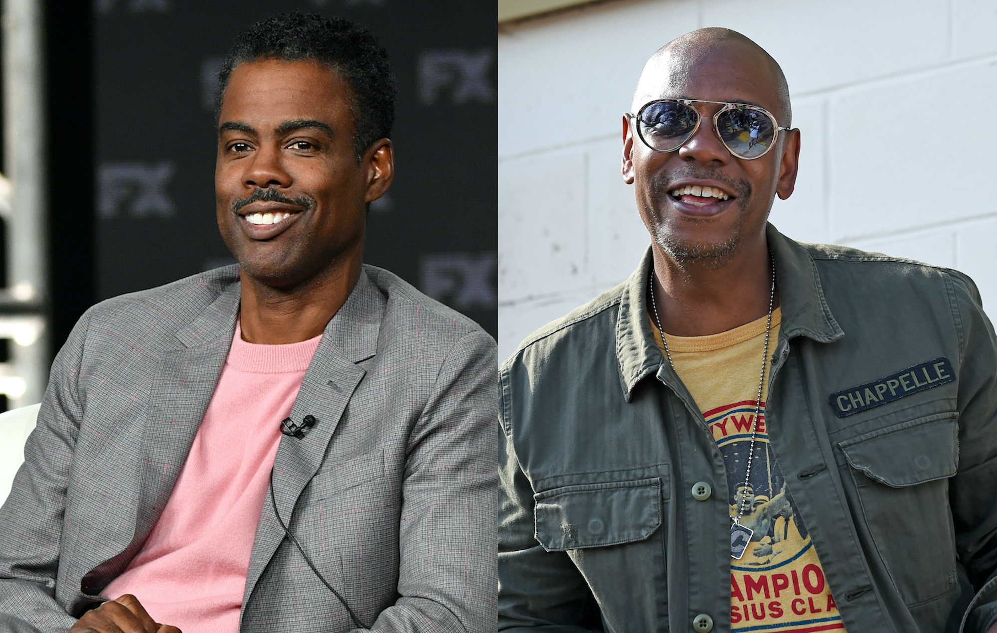 chris rock and dave chappelle to star in def comedy jam coronavirus special chris rock and dave chappelle to star