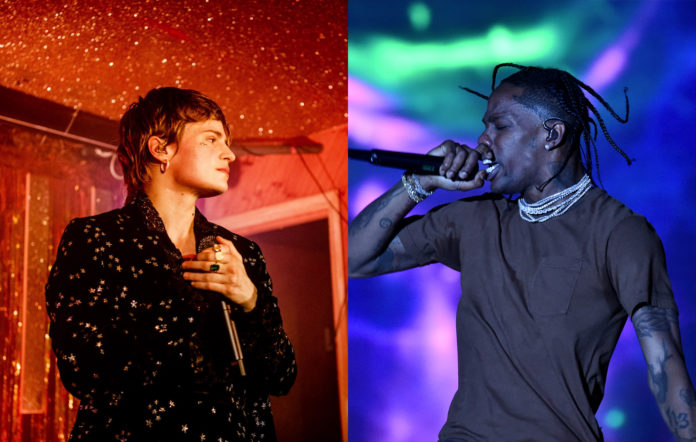 Christine and the Queens cover Travis Scott Highest in the Room