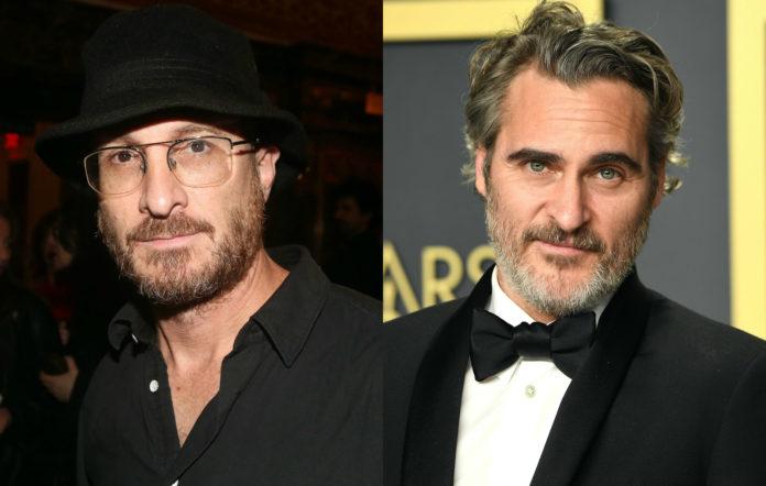 Darren Aronofsky, Joaquin Phoenix, Batman