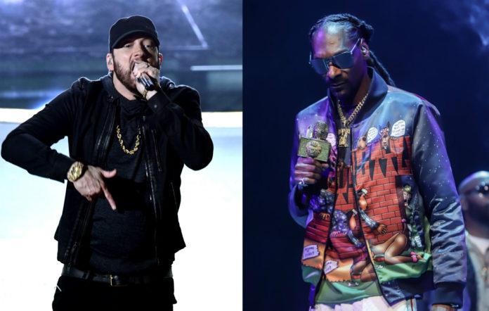 Eminem Snoop Dogg LA Originals