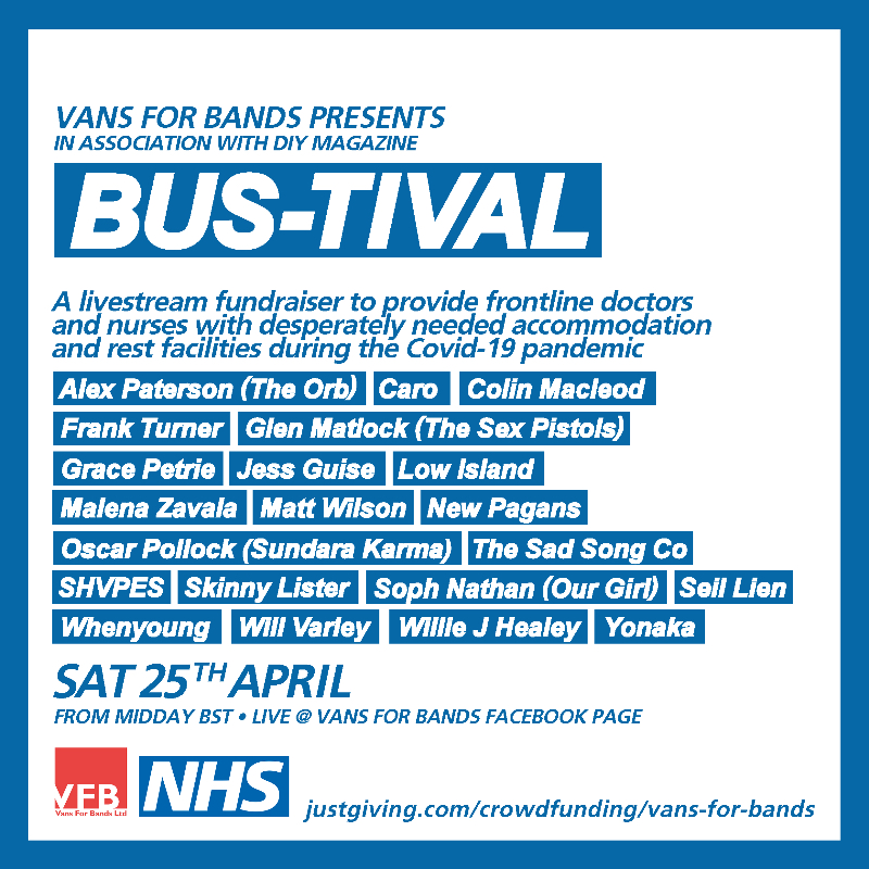 Vans For Bands Bus-tival