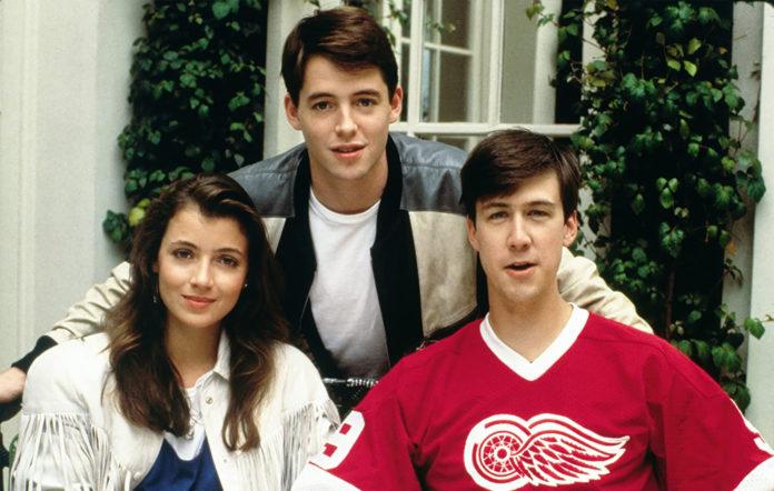 Ferris Bueller's Day Off Netflix
