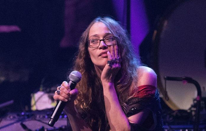 Singer-songwriter Fiona Apple