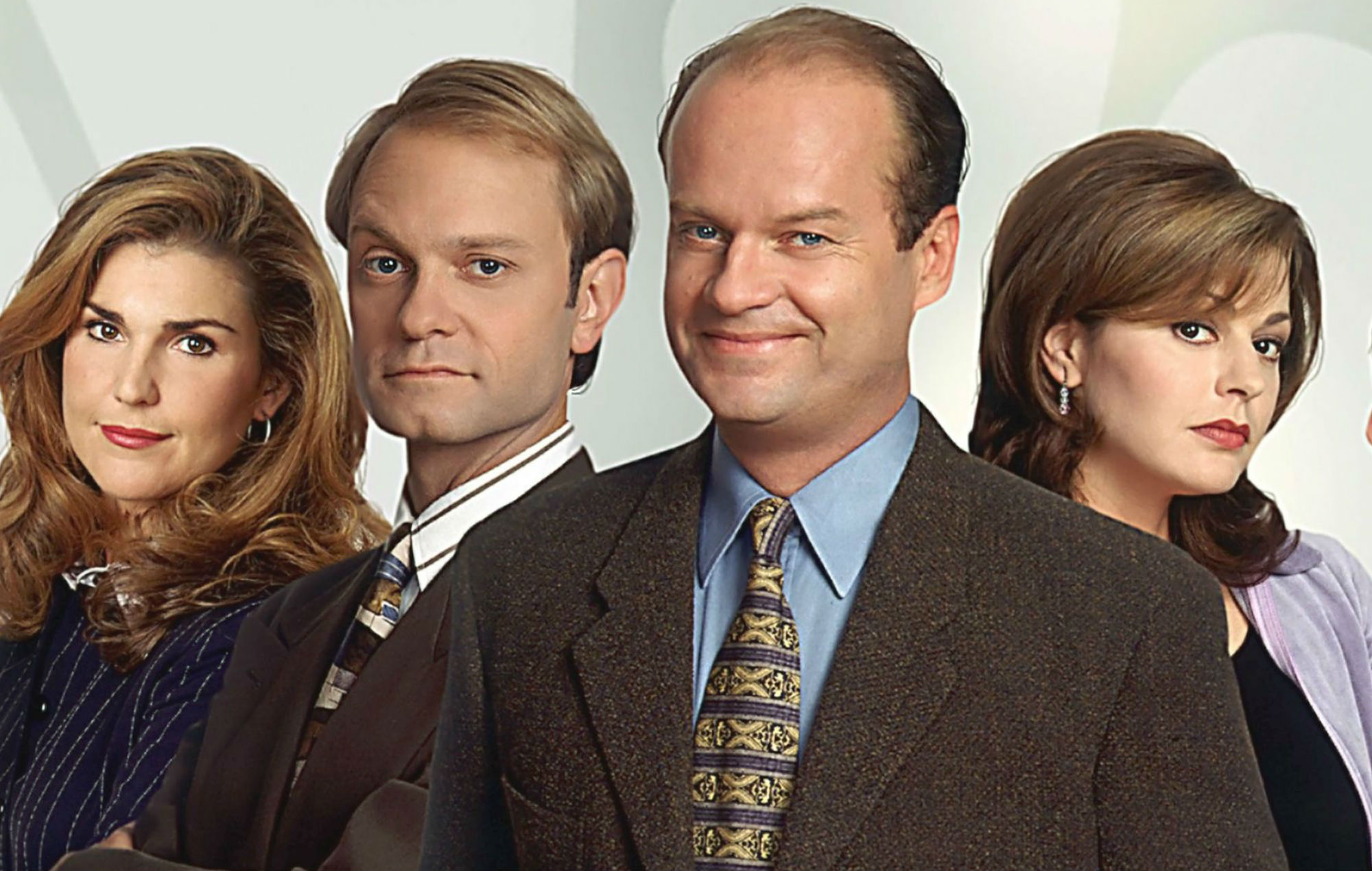 Frasier Cast Stage Online Reunion To Support Coronavirus Fund