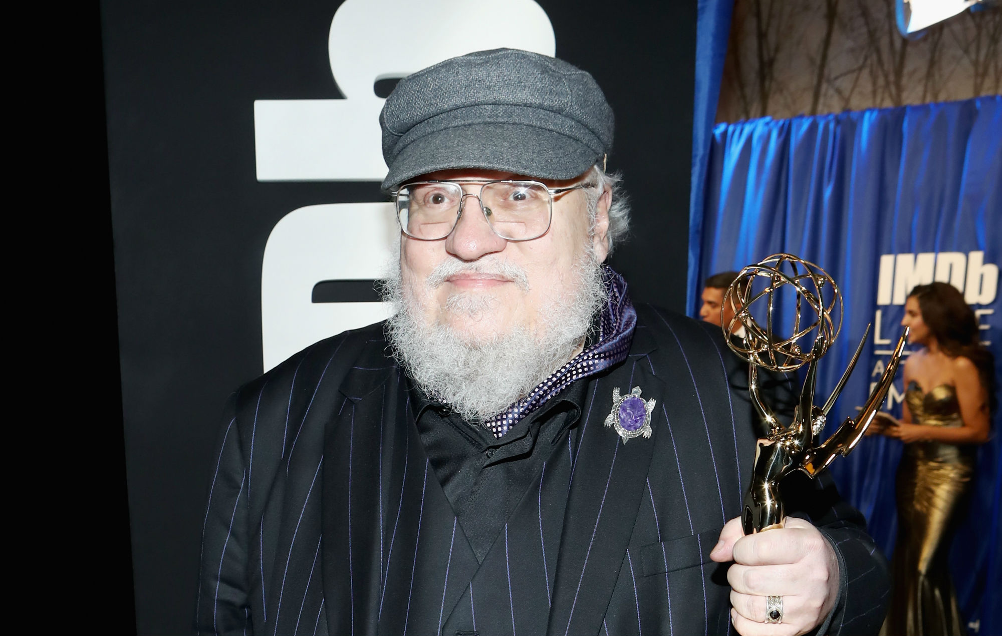George RR Martin Game of Thrones