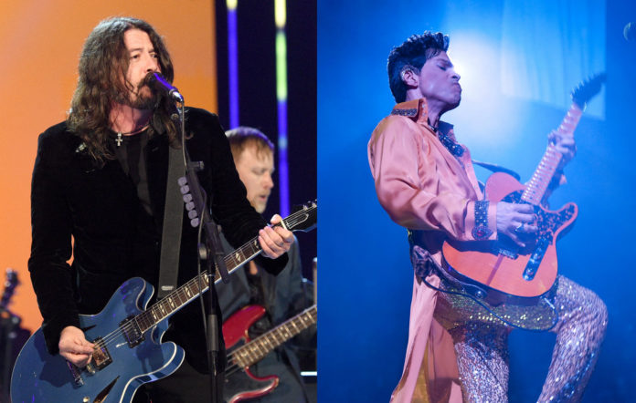 Dave Grohl / Prince