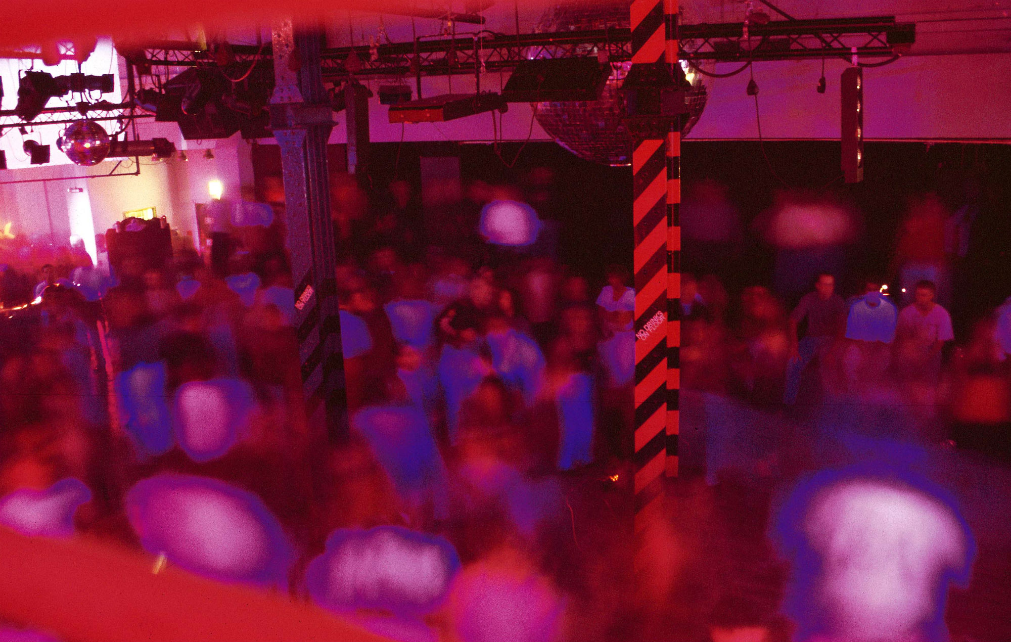 Manchester's legendary Hacienda resurrected for virtual house party this weekend