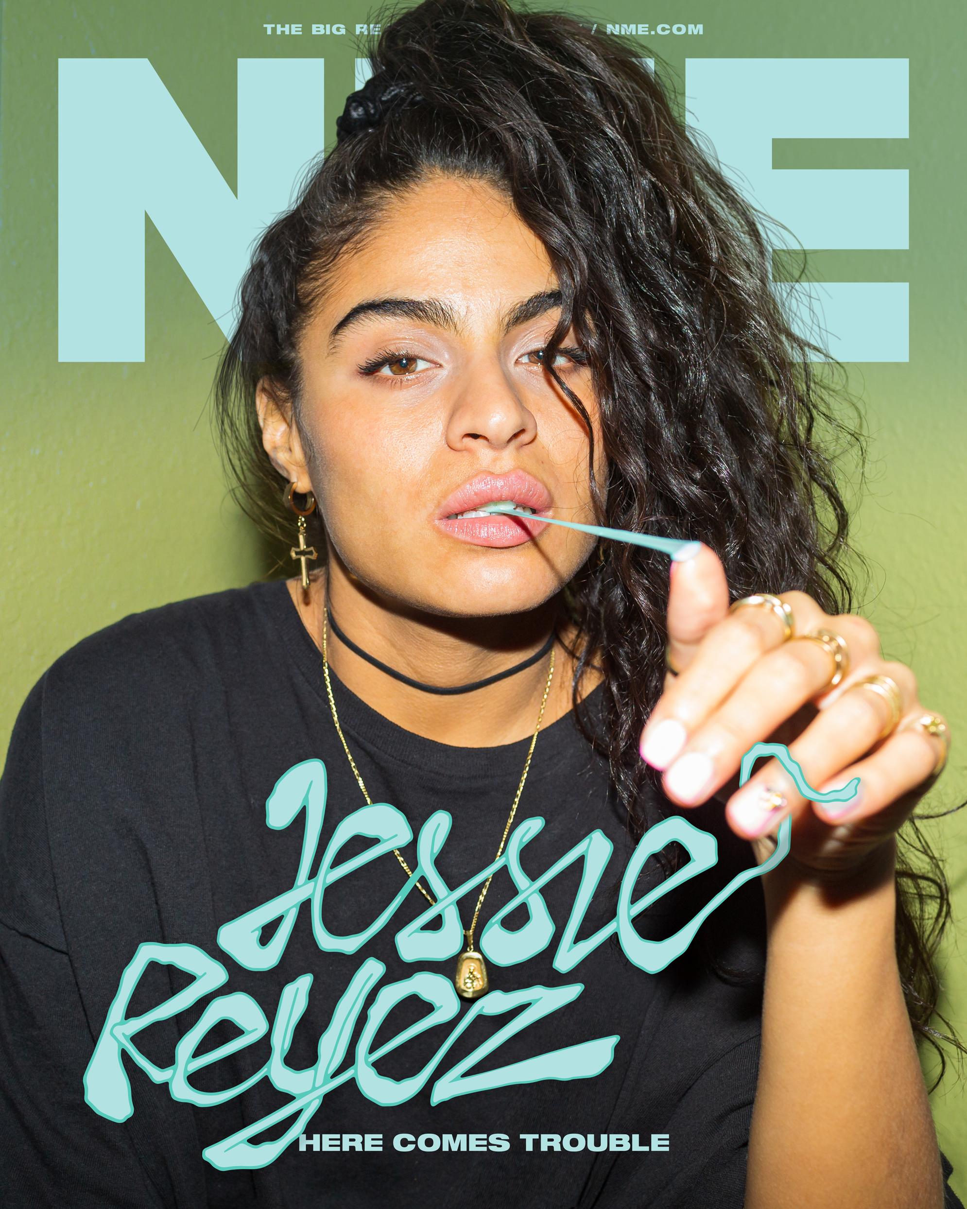 jessie reyez nme cover interview