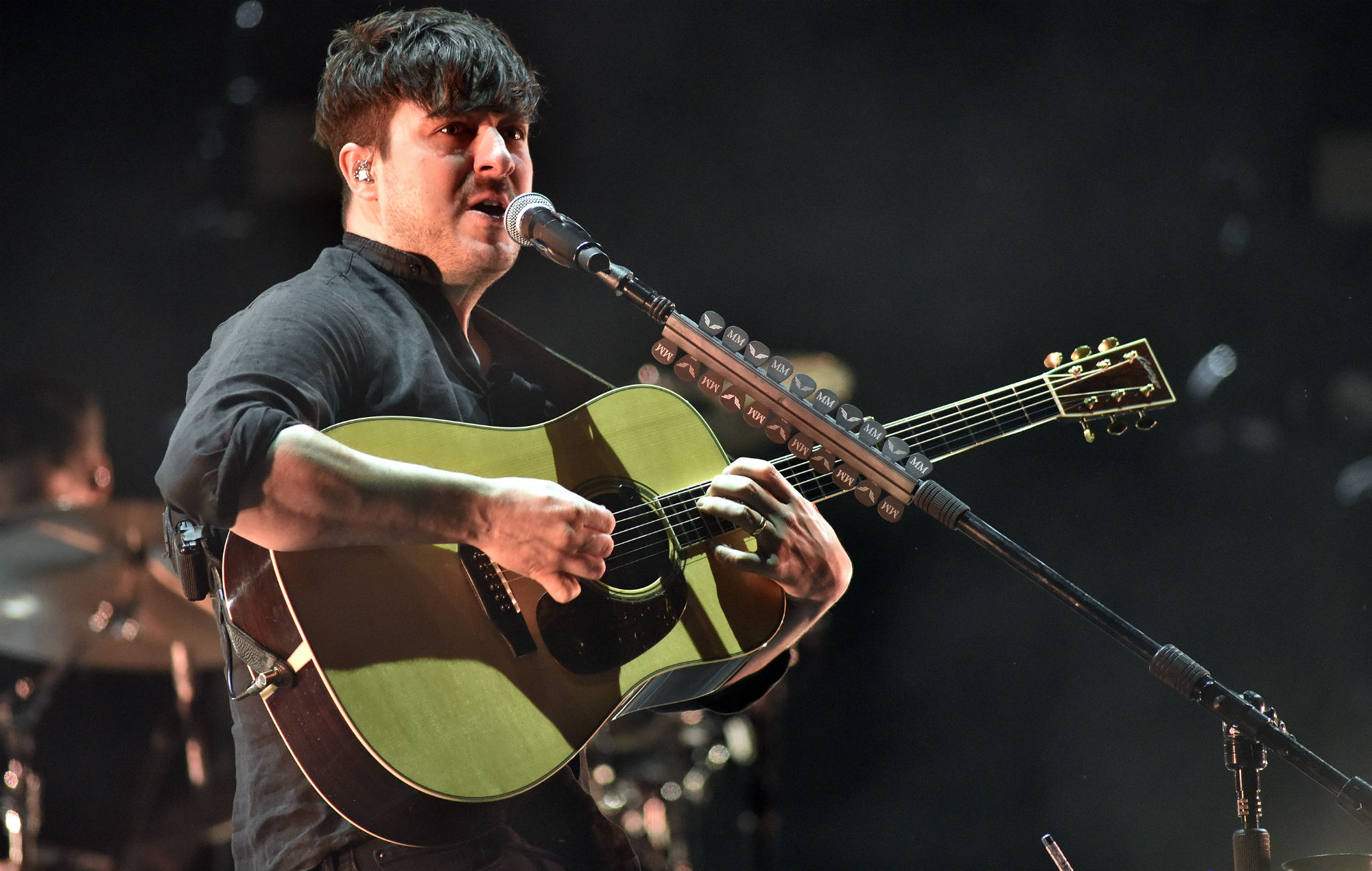 """Marcus Mumford on releasing new music during coronavirus crisis: """"We have a responsibility to entertain"""""""