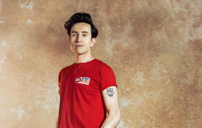 Radio 1 presenter, Nick Grimshaw