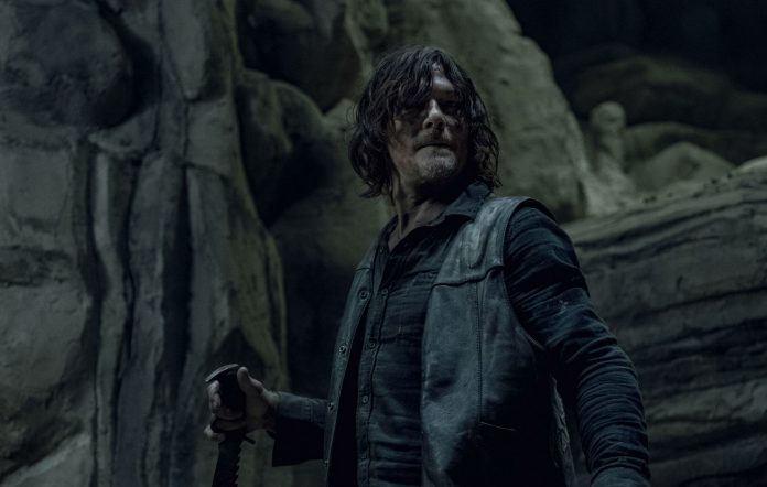 Norman Reedus in 'The Walking Dead'