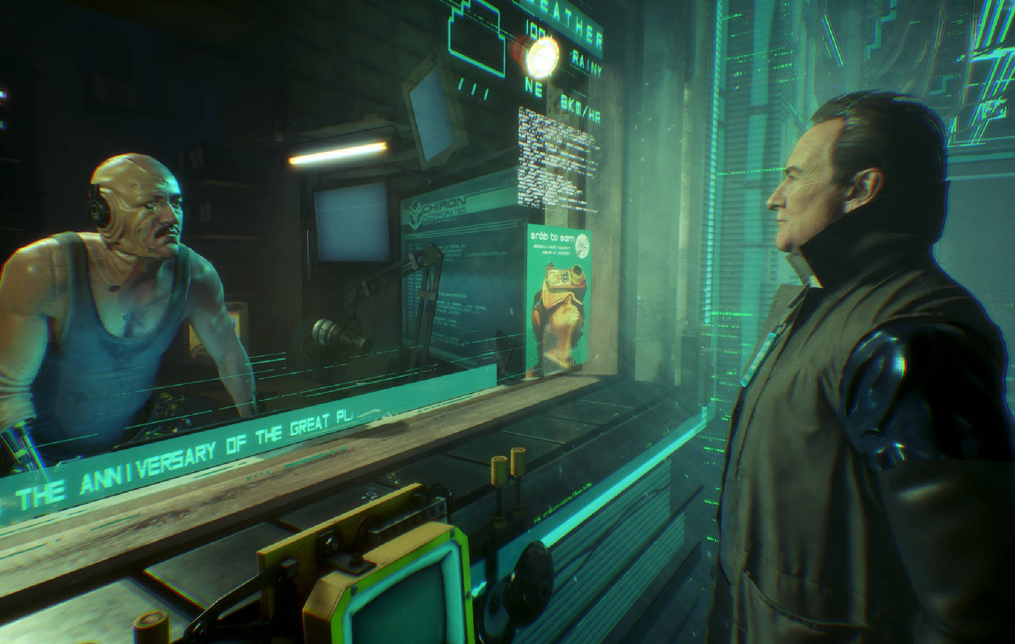 Observer: System Redux' announced for next-gen, reveal coming soon