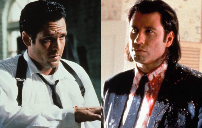 Quentin Tarantino Reservoir Dogs Pulp Fiction