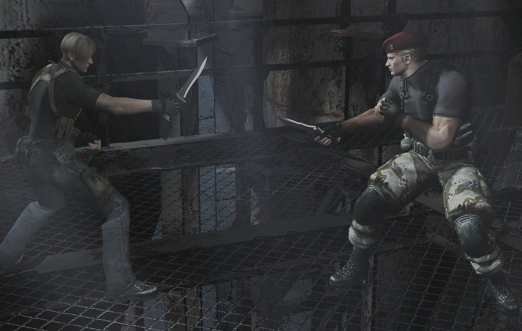 Don't want a 'Resident Evil 4' remake? Tough. The world needs it