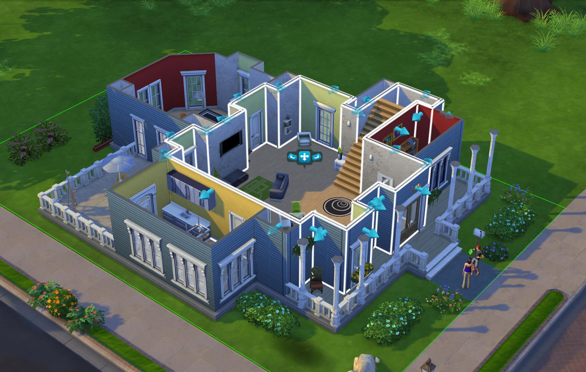 Sims 4 home