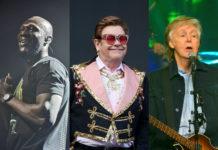 Stormzy, Elton John, Paul McCartney, NHS, coronavirus