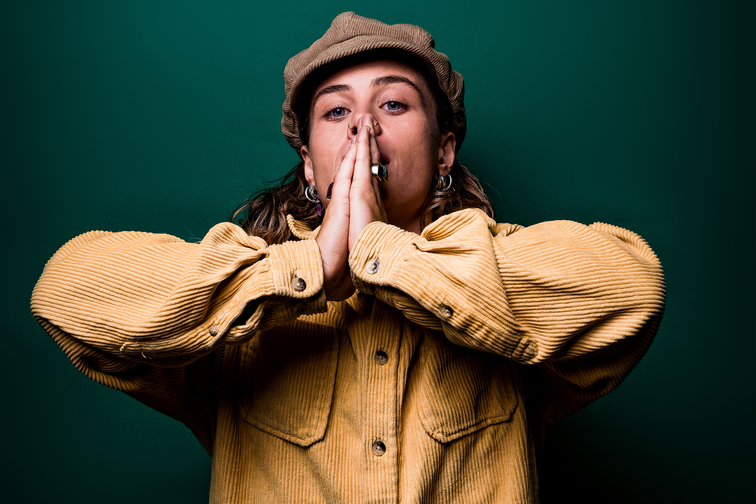 Tash Sultana NME cover interview April 2020