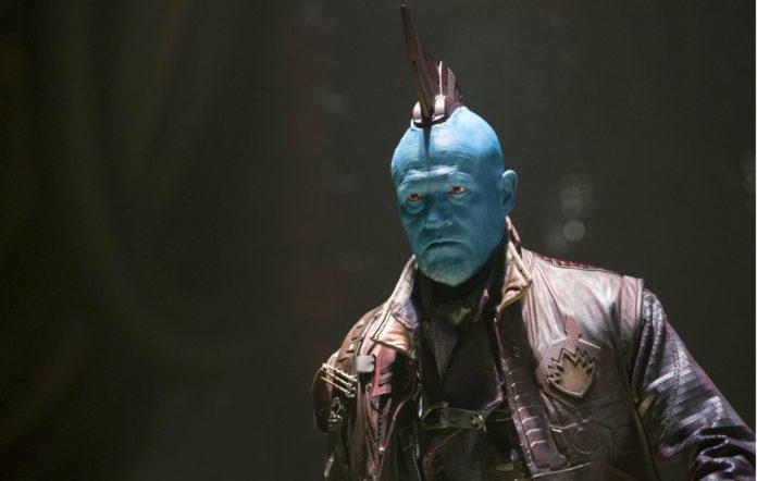 Michael Rooker as Yondu in 'Guardians of the Galaxy Vol 2'
