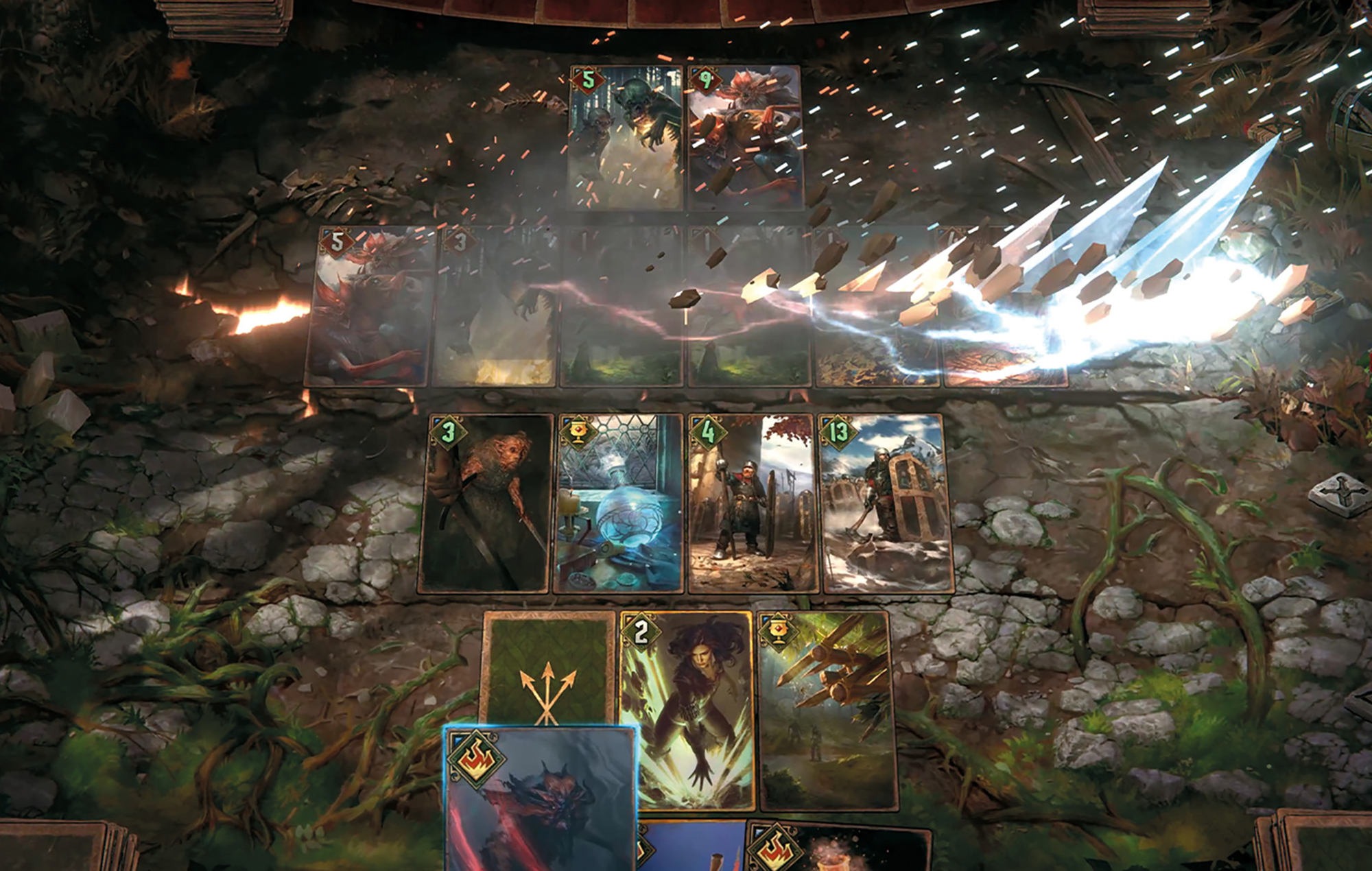 �Gwent: The Witcher Card Game� finally arrives on Steam - NME