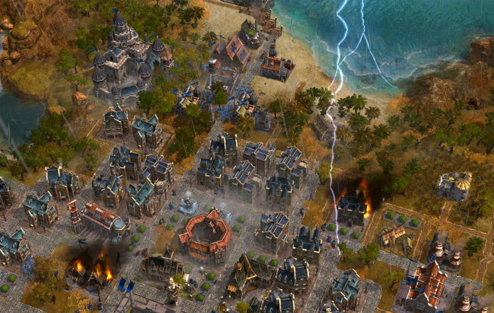 Anno History Collection re-release Ubisoft
