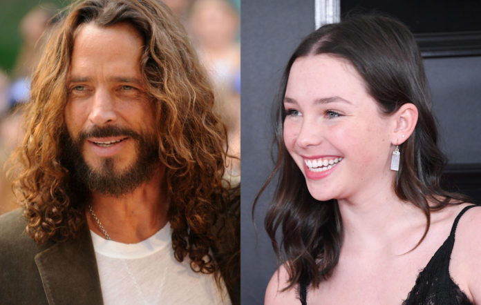 Chris Cornell and Lily Cornell Silver