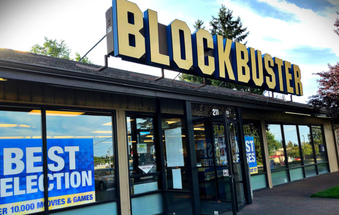 The World S Last Remaining Blockbuster Store Still Open Despite