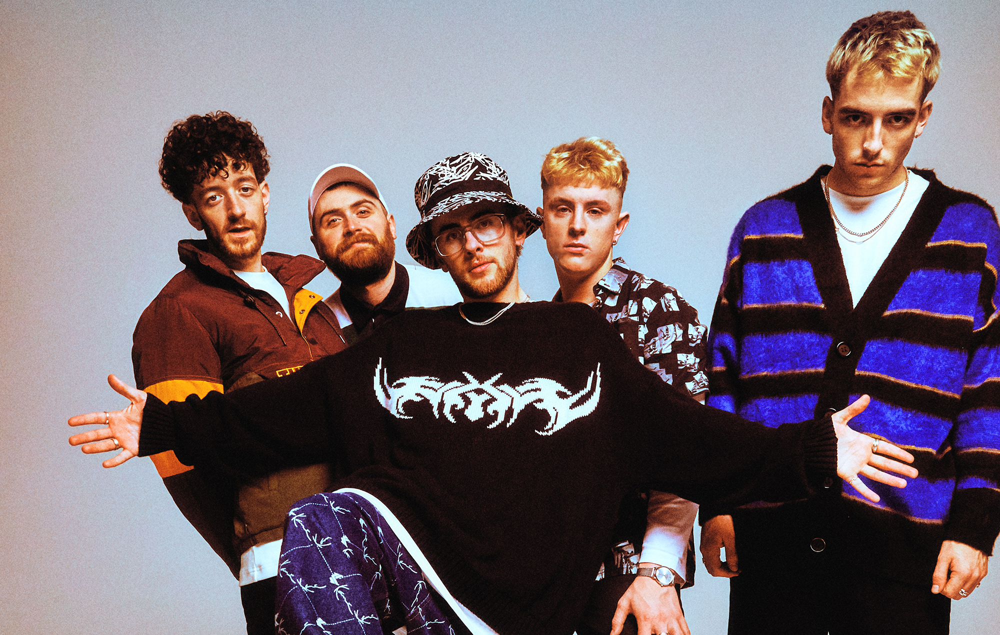 Easy Life share new track 'Pop Tarts' from two-track single 'who gives a f**k?', Shop Ticket Snatchers