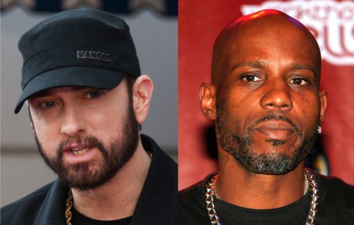 Eminem and DMX