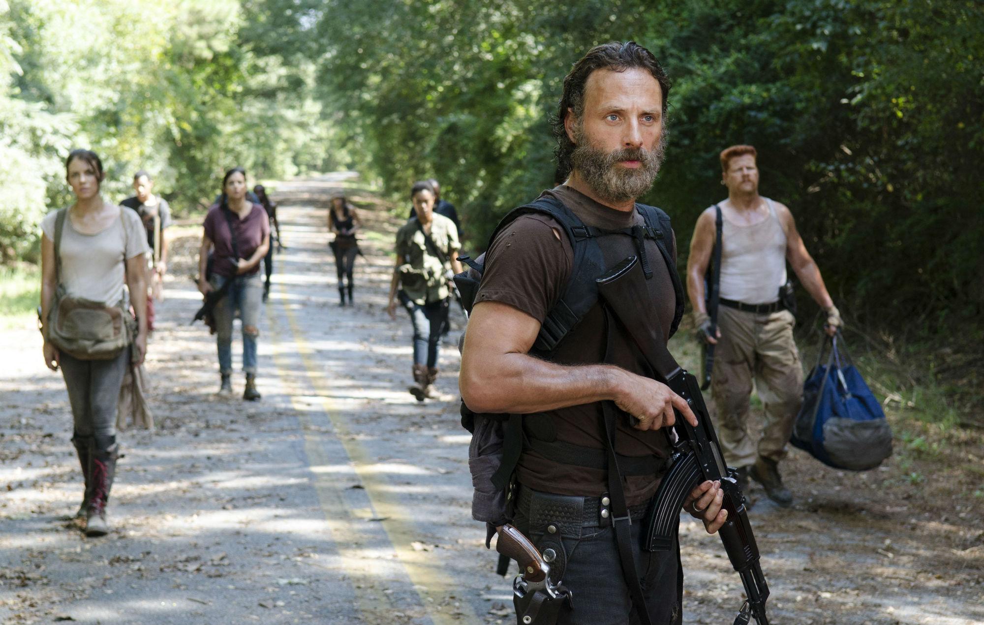 The Walking Dead episodes