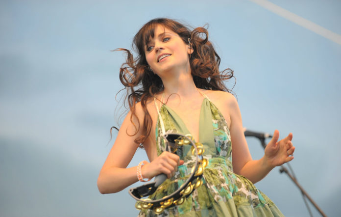 She & Him's Zooey Deschanel