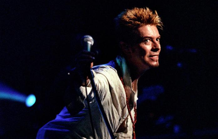 David Bowie 90s live album