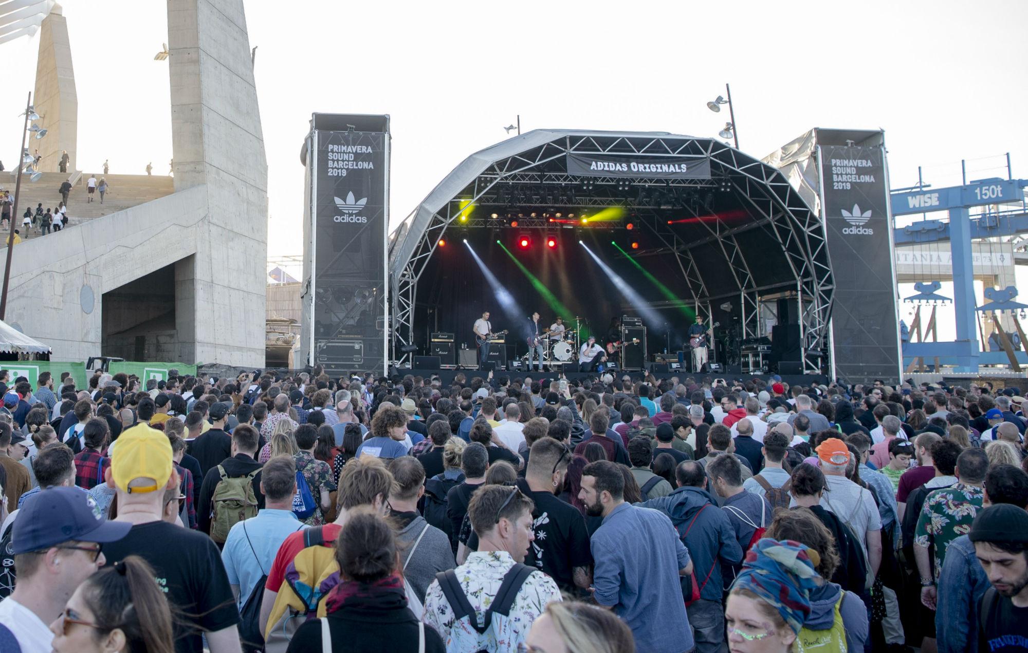 Hombre ocupado estético  Primavera Sound Festival announce 2021 line-up