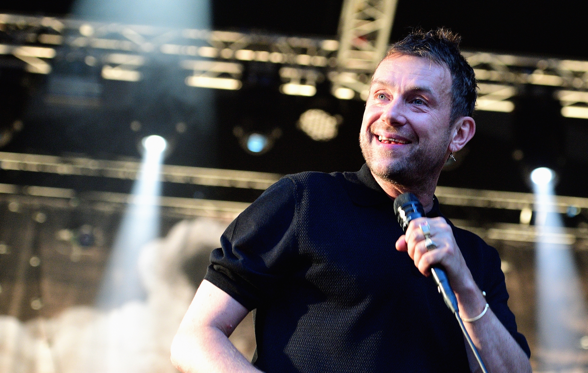 """Damon Albarn says artists """"should be allowed"""" to perform during pandemic"""
