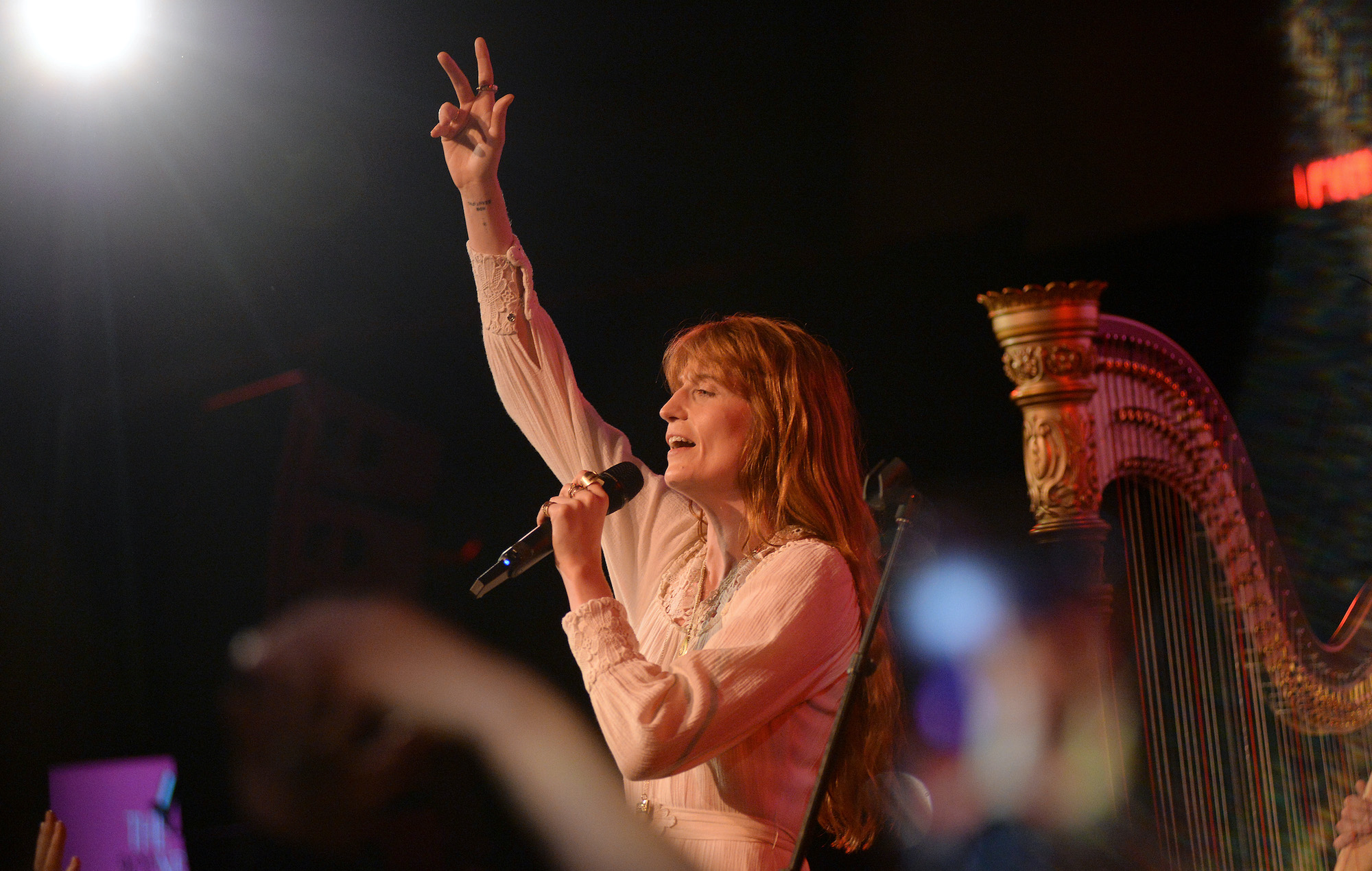 Florence + The Machine, Florence Welch