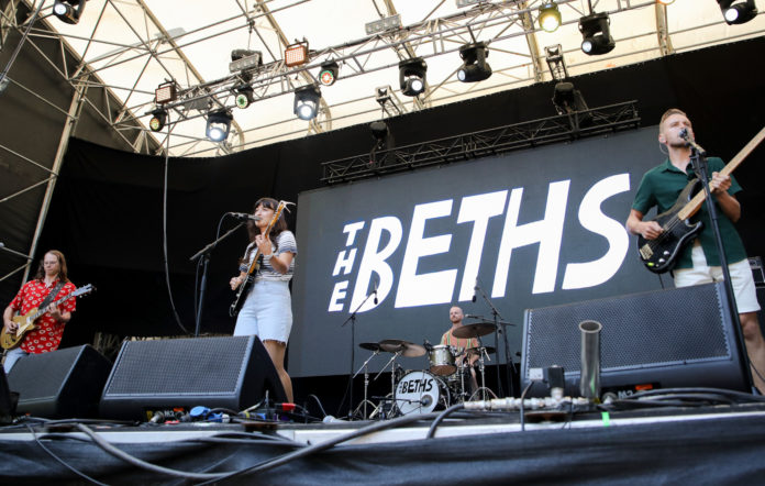 The Beths release new single