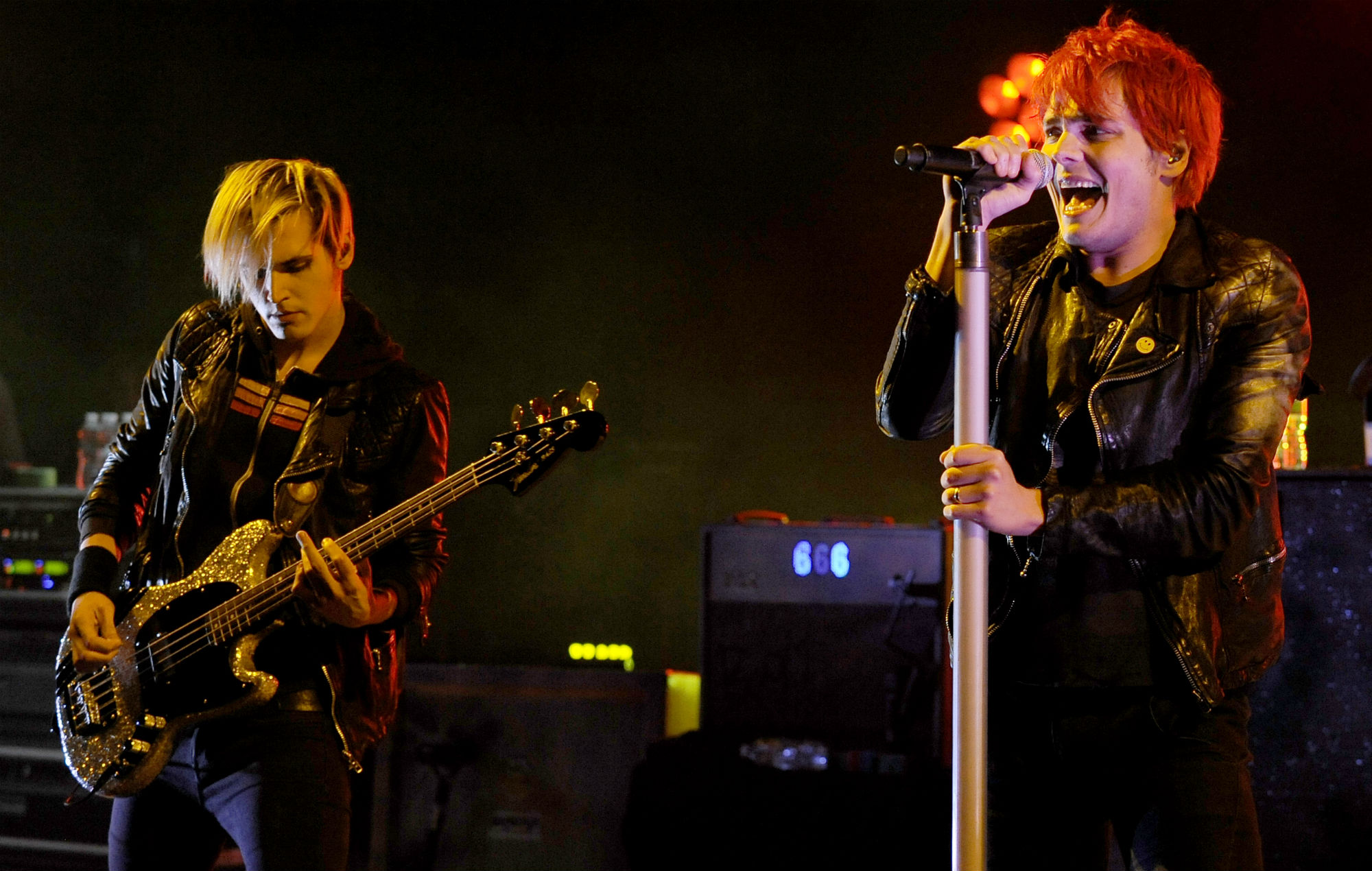 """Mikey Way says My Chemical Romance's return is """"just on pause"""""""