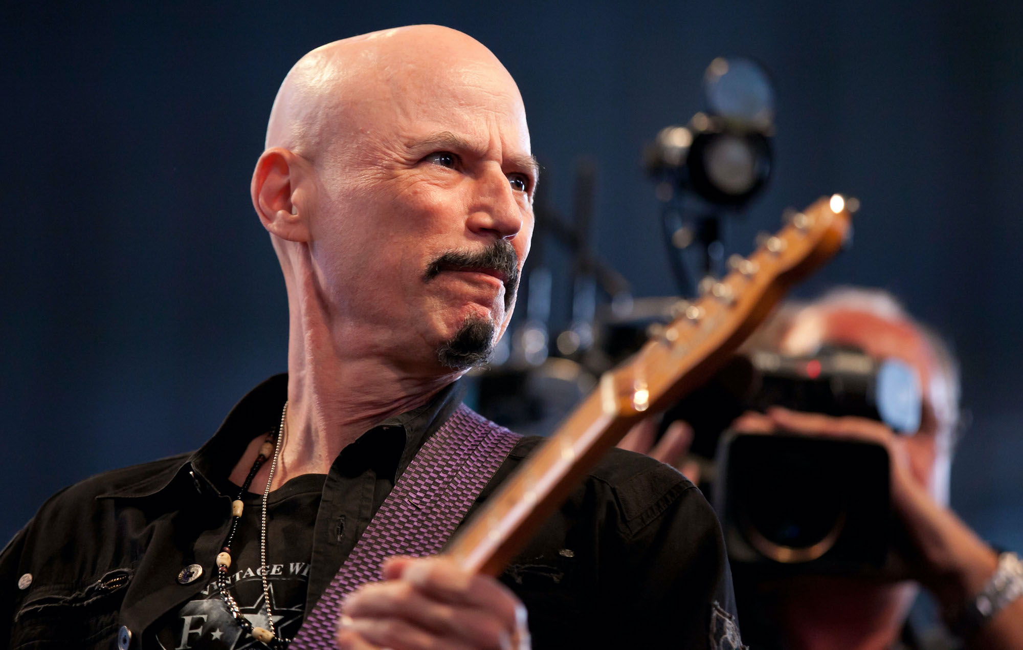 Lou Reed and Meatloaf guitarist Bob Kulick has died