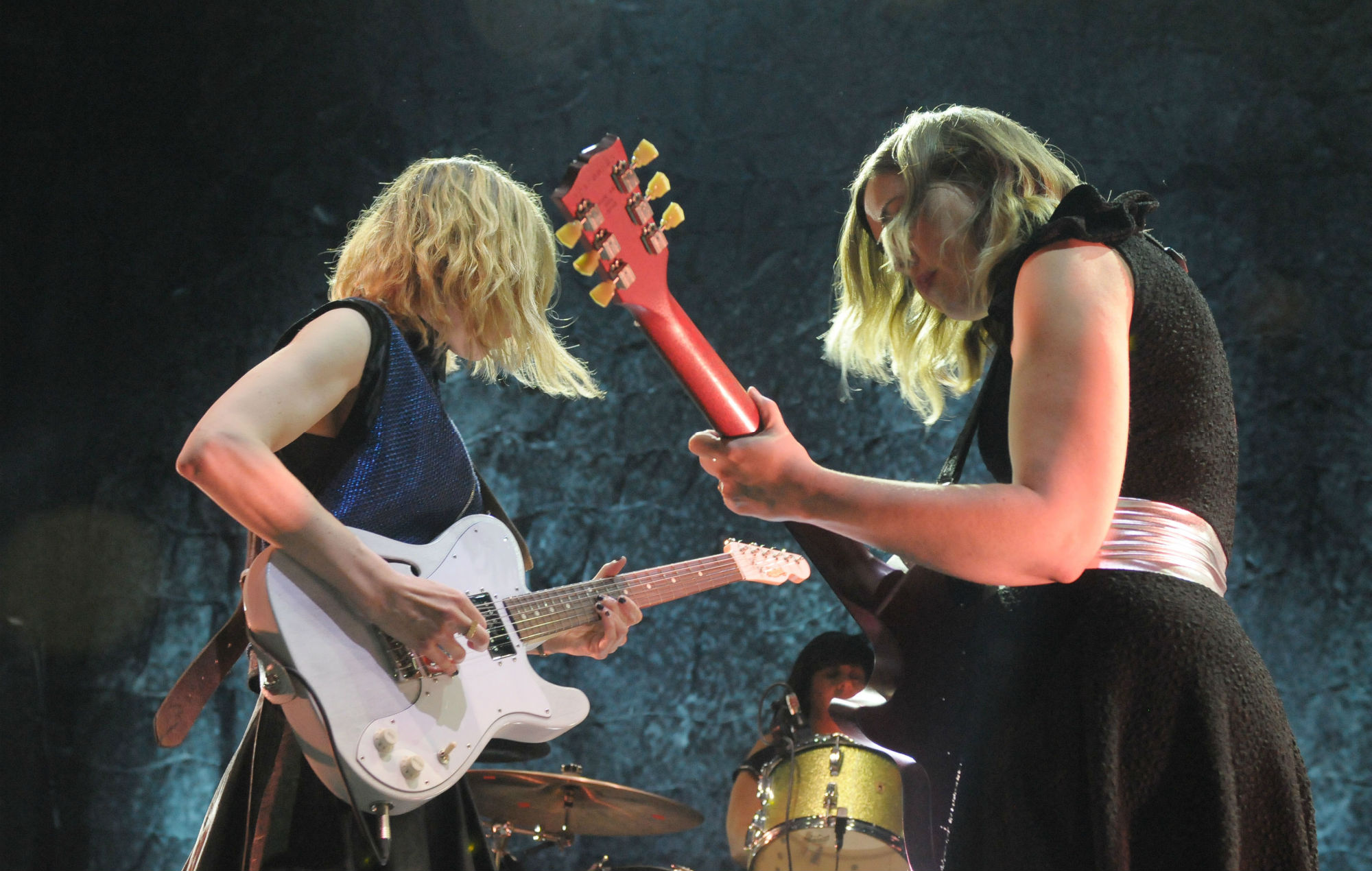 Sleater Kinney roundhouse
