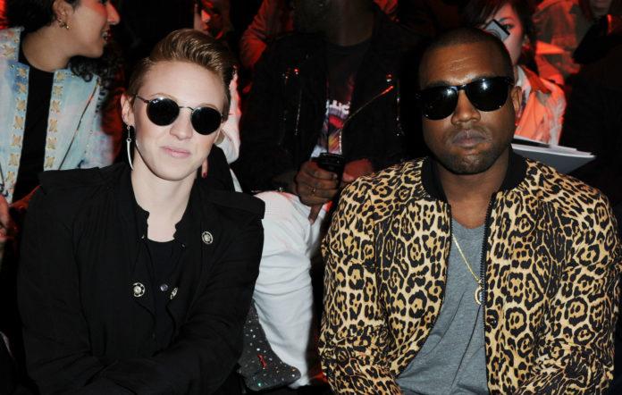 La Roux and Kanye West