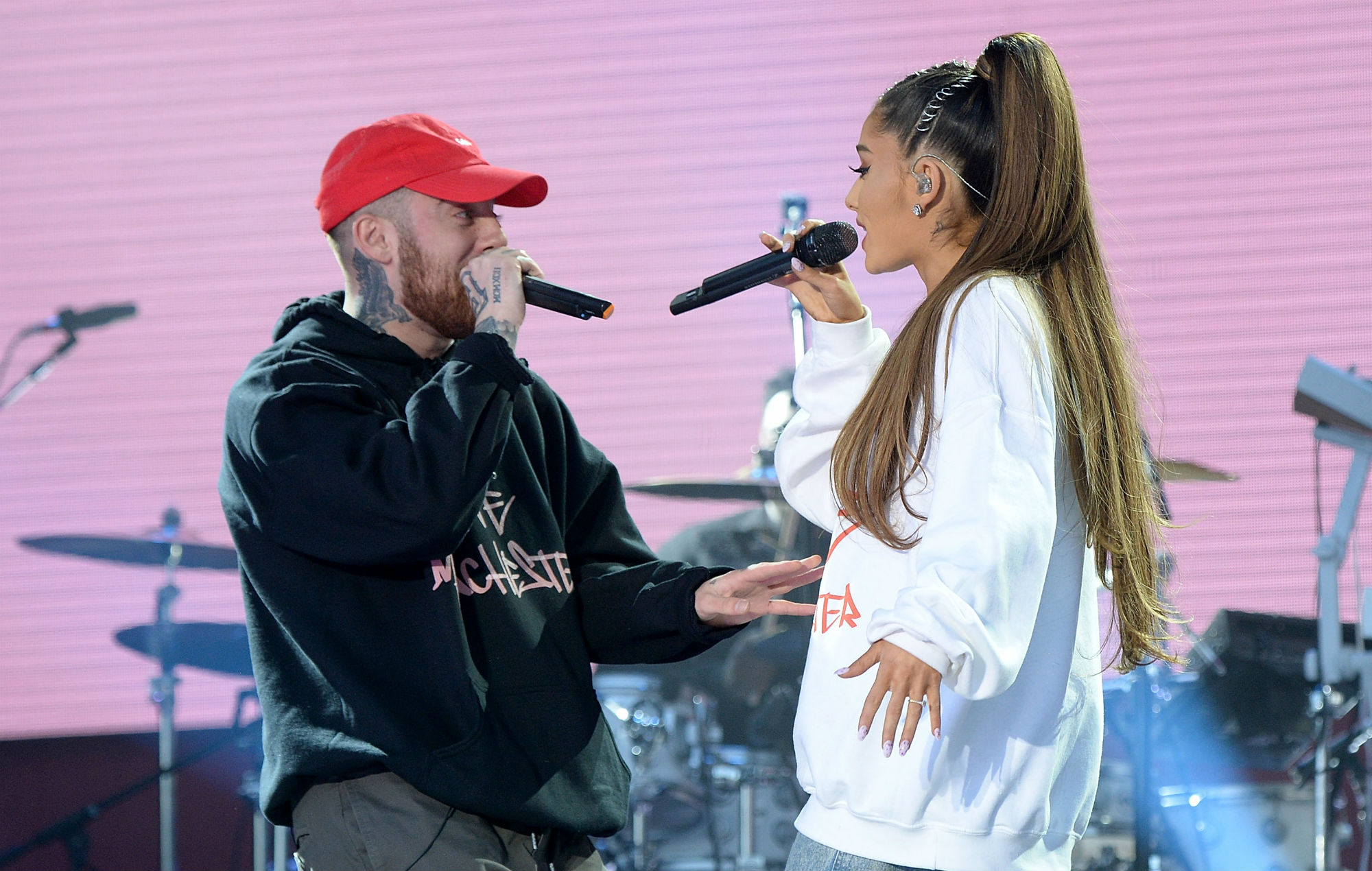 """Ariana Grande on the late Mac Miller: """"Nothing mattered more to him than music"""""""