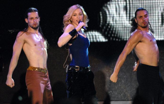 Madonna, Coachella 2006